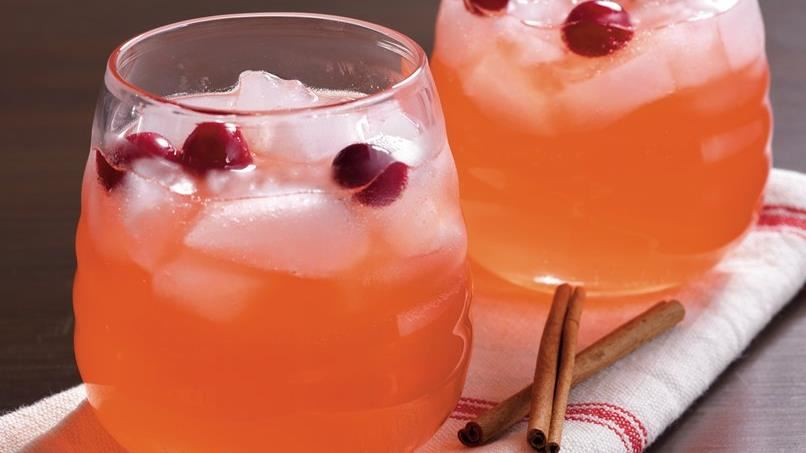Cinnamon Cranberry Punch