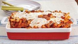 Italian Sausage Baked Ziti