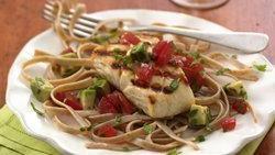 Heart Healthy Cookbook Grilled Halibut