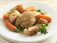 Slow-Cooker Chicken Pot Roast Dinner