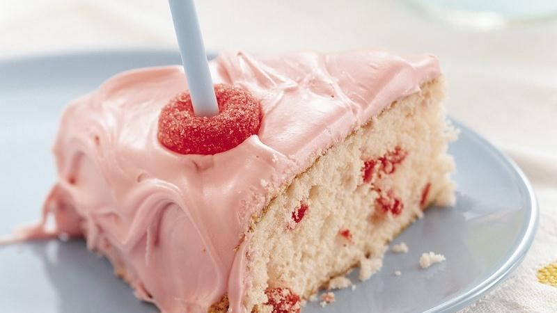 Cheery Cherry Cake