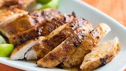 Tequila Lime Roasted Turkey Breast