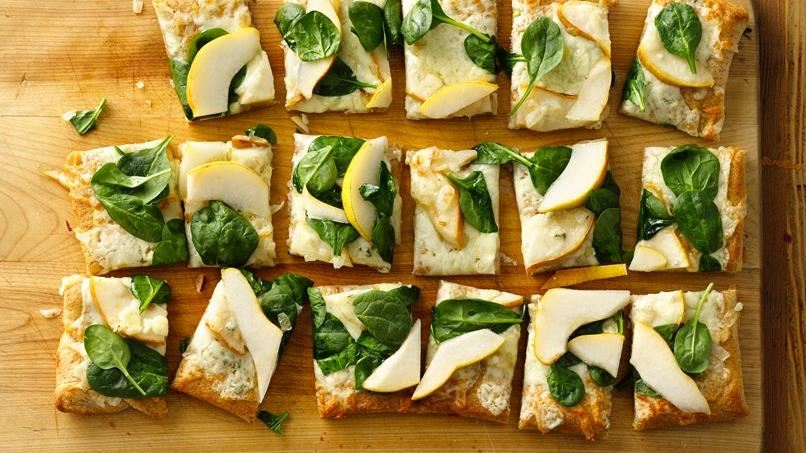Pear and Gorgonzola Pizza recipe - from Tablespoon!