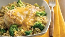 Gluten-Free Skillet Chicken Divan