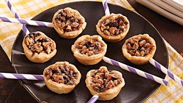Chocolate Chip Pecan Pie Pops