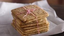 Graham Cracker Cookie Squares