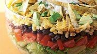 Skinny Southwestern Salad