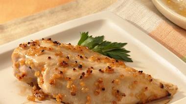 Caramelized Garlic Chicken