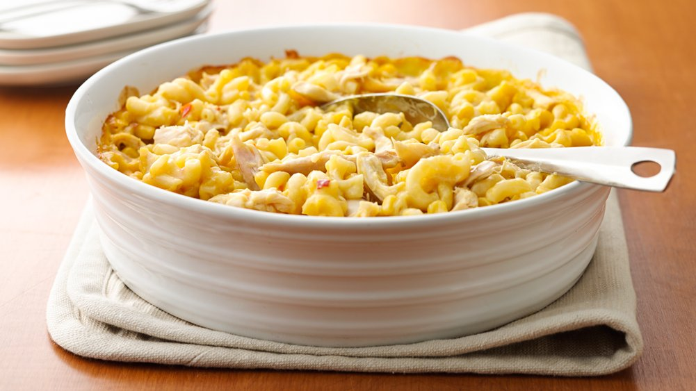 Creamy Chicken Mac