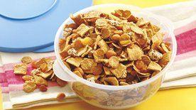 Skinny Honey Nut Snack Mix