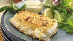 Herbed Fish (Cooking for 2)