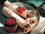 Salsa Rice Enchiladas
