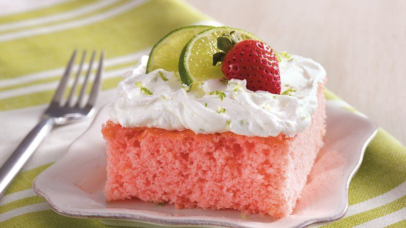 Strawberry Margarita Cupcakes From Cake Mix