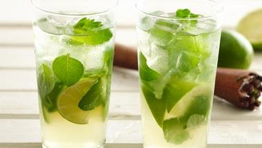 Traditional Mojitos