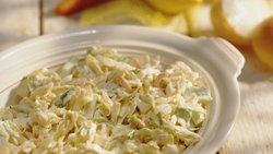 Creamy Coleslaw (lighter recipe)