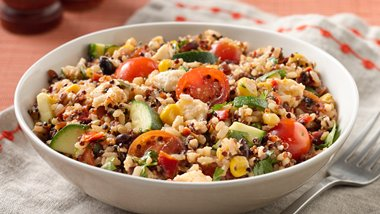 Southwest Vegetable Grain Salad