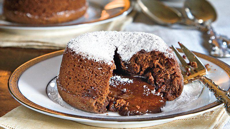 Mocha Java Cakes