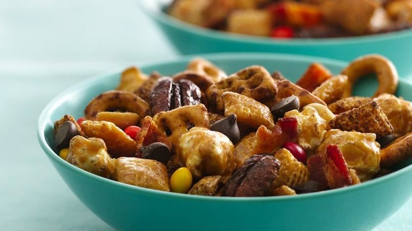 Dark and Salty Chex Mix®