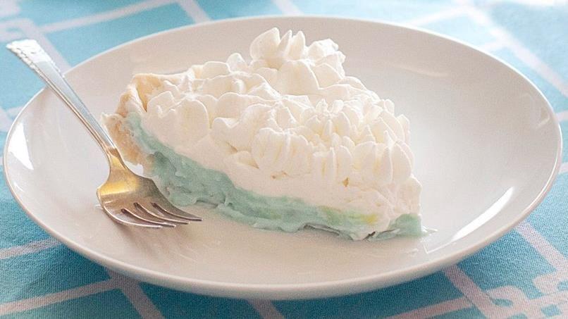 Blue Hawaiian Pie