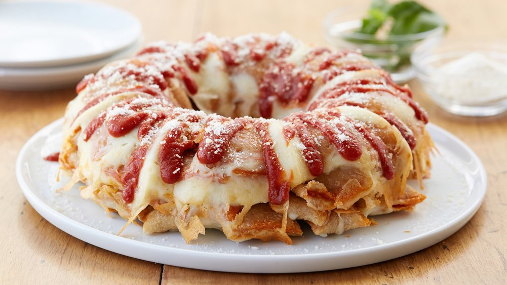 Pizza Roll Bundt Cake Recipe From Pillsbury Com