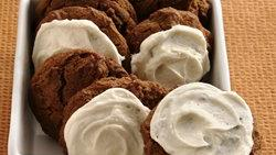 Soft Molasses Drop Cookies