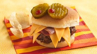 Monster Burgers