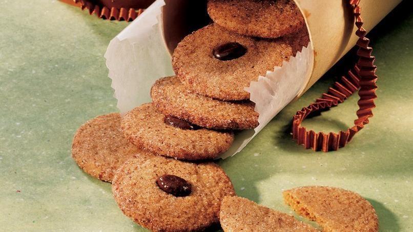 Sugar-and-Spice Espresso Cookies