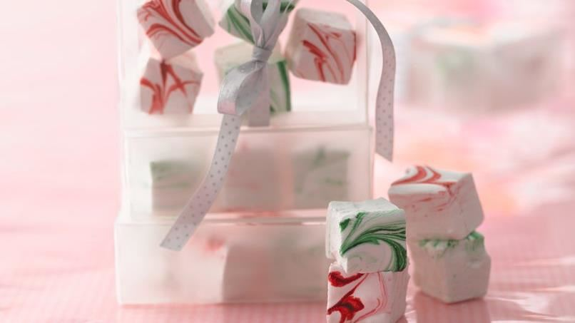 Sweet Swirl Marshmallows