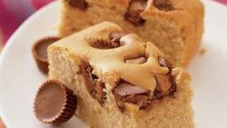 Reese's™ Peanut Butter Cup Snack Cake
