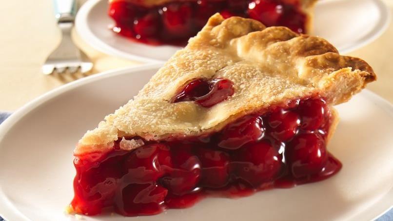 Super-Easy Fruit Pie