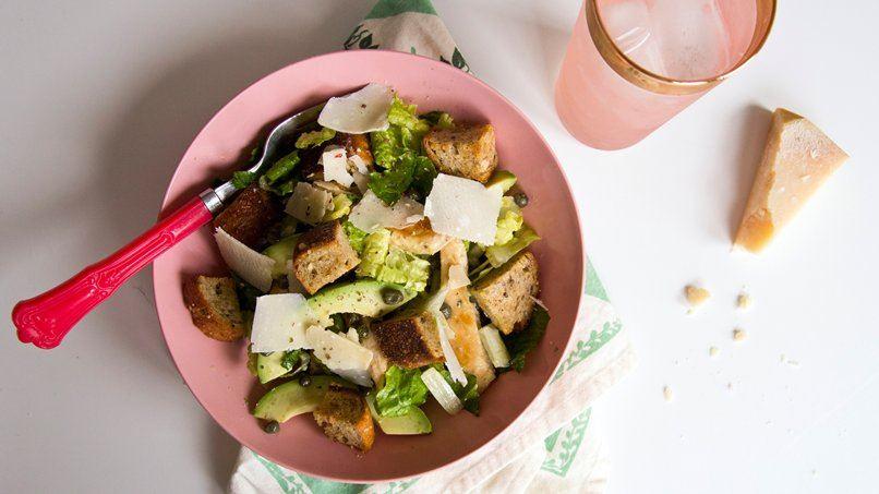 Sunday Caesar Salad
