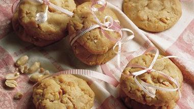Double-Peanut Cookies