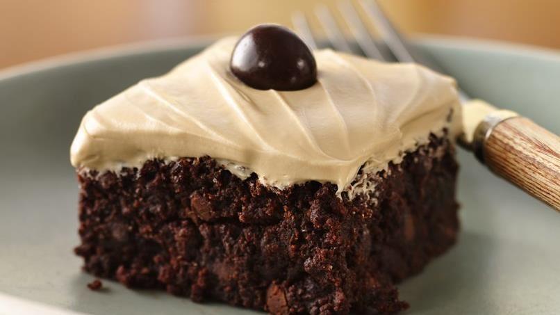Gluten-Free Cappuccino Brownies