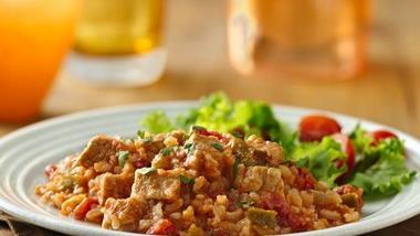 Spanish Pork and Rice