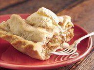 Sugar-Kissed Apple Pie