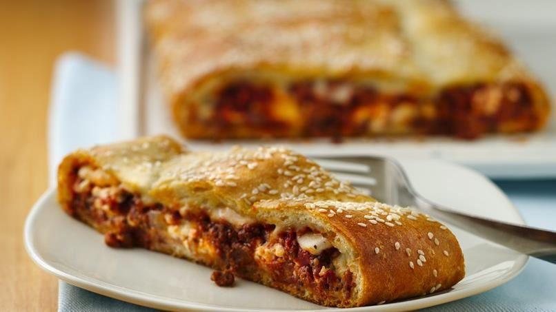 Crafty Crescent Lasagna