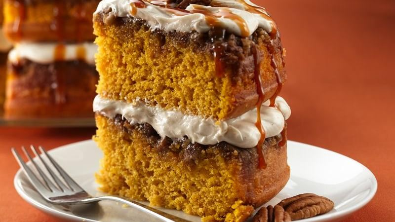Pumpkin Cupcakes With Betty Crocker Spice Cake Mix