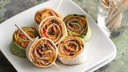 Nacho Cheese Pinwheels