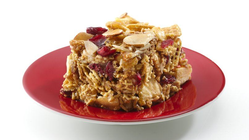 Gluten-Free Chex® No-Bake Apple Bars