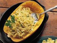 Double-Spaghetti Squash
