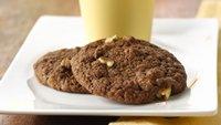 Chocolate-Banana Bread Cookies