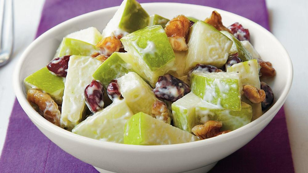 Green Apple Waldorf Salad