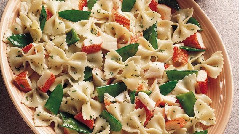 Tarragon-Seafood Salad
