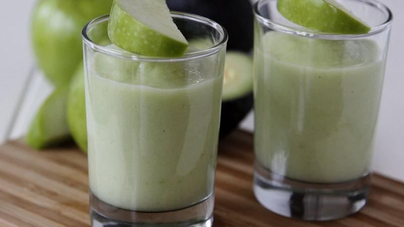 AppleCado Smoothies