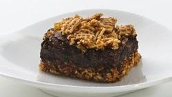 Gluten-Free Mexican Chocolate Brownies