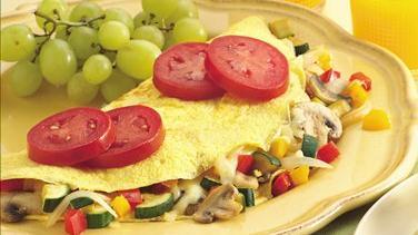 Garden Variety Omelet
