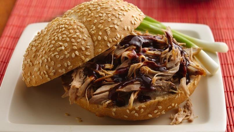Turkey Teriyaki Sandwiches