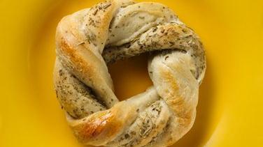 Swirled Herb Rolls