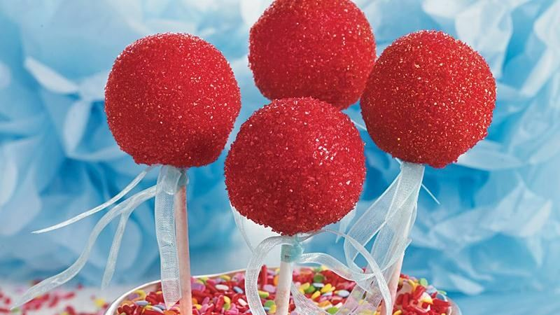 Brownie Ball Pops