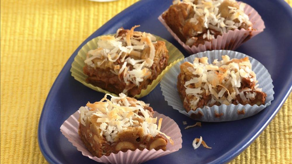 Sweet and Salty Crunch Bars